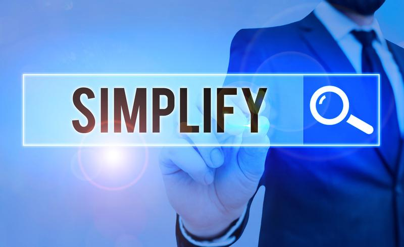 Areas of Your Business Overdue for Simplification